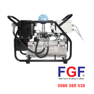 ELECTRIC DRIVEN AUTO CYCLE HYDRAULIC PUMP